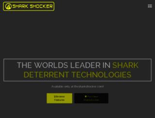 thesharkshocker.com screenshot