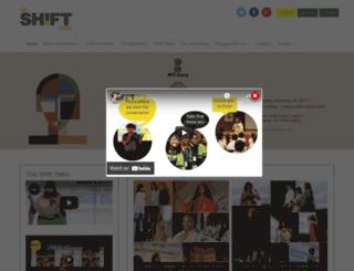 theshiftseries.com screenshot