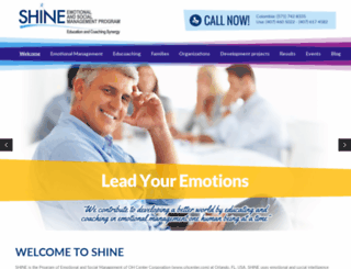 theshineprogram.com screenshot
