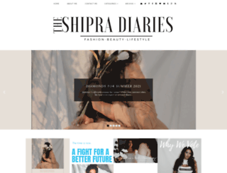 theshipradiaries.com screenshot