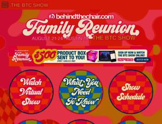 theshow.behindthechair.com screenshot
