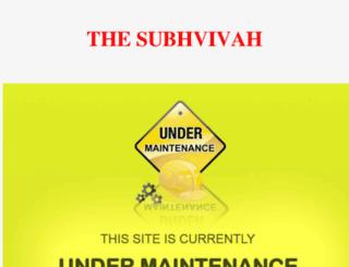 theshubhvivah.com screenshot