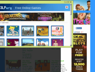 thesimsgames.net screenshot