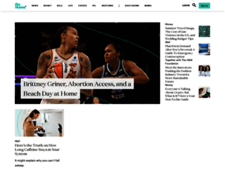 theskimm.com screenshot