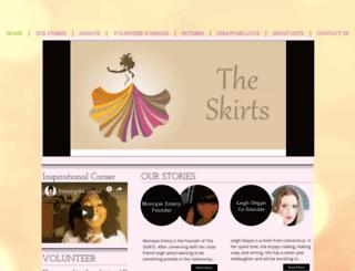 theskirts.org screenshot