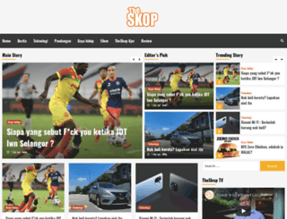 theskop.com screenshot