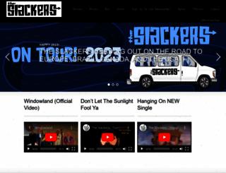 theslackers.com screenshot