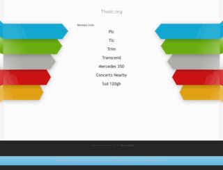 theslc.org screenshot