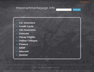 thesmartmortagage.info screenshot