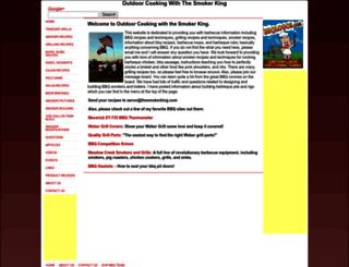 thesmokerking.com screenshot