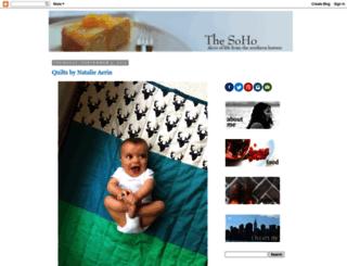 thesoho.blogspot.com screenshot