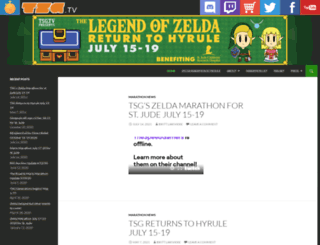 thespeedgamers.com screenshot