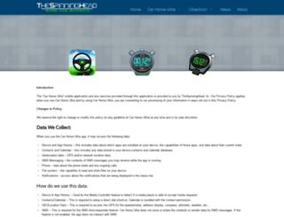 thespinninghead.com screenshot