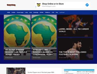 thesporteasy.com screenshot