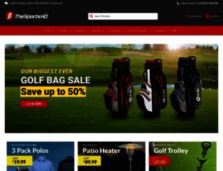 thesportshq.com screenshot