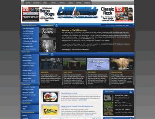 thesportszone.org screenshot