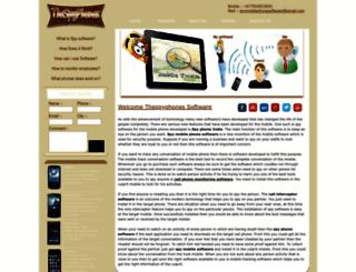 thespyphones.com screenshot