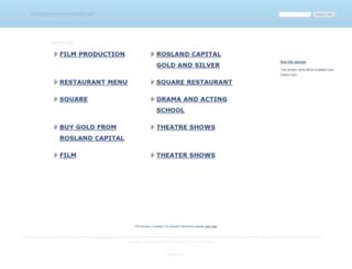 thesquareproductions.com screenshot