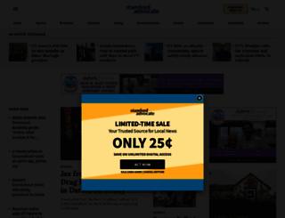 thestamfordtimes.com screenshot