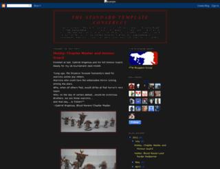 thestandardtemplateconstruct.blogspot.com screenshot