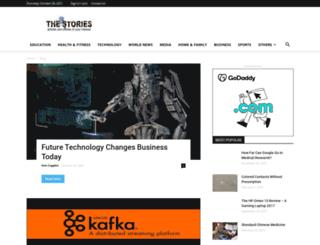 thestories.net screenshot