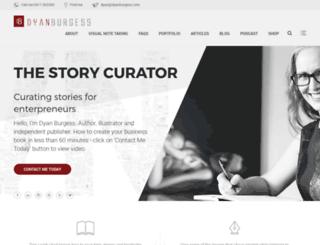 thestorycurator.com.au screenshot