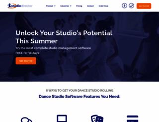 thestudiodirector.com screenshot