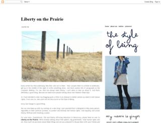 thestyleofbeing.blogspot.com screenshot