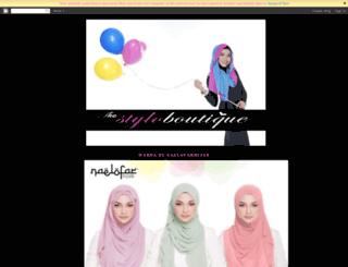 thestyloboutique.blogspot.com screenshot