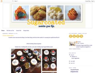 thesugar-coated.blogspot.fr screenshot