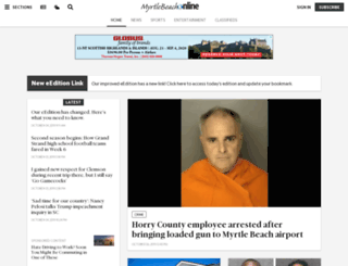 thesunnews.com screenshot
