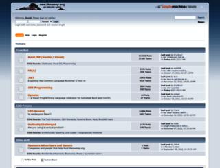 theswamp.org screenshot