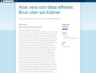 theswedishchick.blogspot.com screenshot