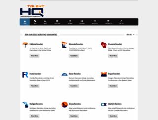 thetalentbuzz.com screenshot
