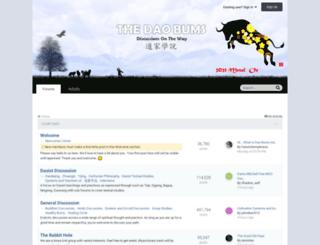 thetaobums.com screenshot