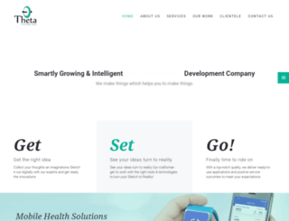 thetatechnolabs.com screenshot
