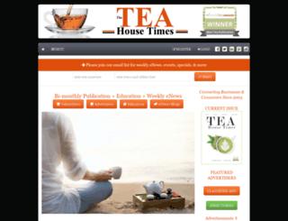 theteahousetimes.com screenshot