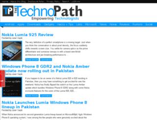 thetechnopath.com screenshot