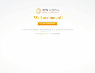 theteflacademy.co.uk screenshot