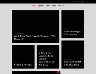 thetemenosjournal.com screenshot