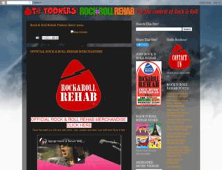 thetooners-rocknrollrehab.blogspot.ca screenshot