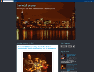 thetotalscene.blogspot.com screenshot
