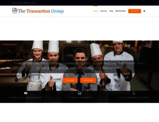 thetransactiongroup.net screenshot