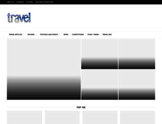 thetravelmagazine.net screenshot