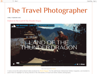 thetravelphotographer.blogspot.com screenshot