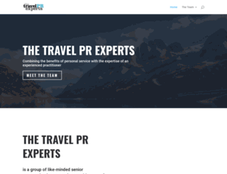 thetravelprexperts.co.uk screenshot