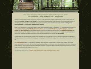 thetreehousecamp.com screenshot