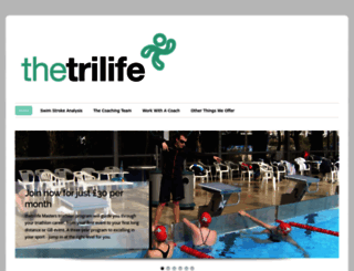 thetrilife.com screenshot