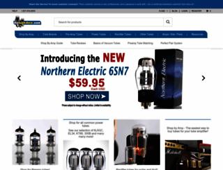 thetubestore.com screenshot