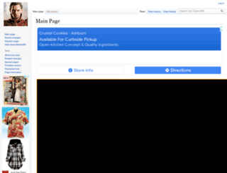 thetudorswiki.com screenshot